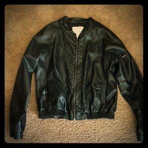 Women's black Bar III black jacket size L
